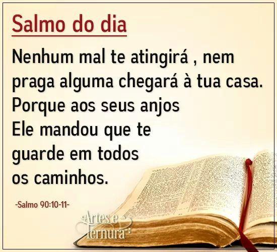 Bom Dia Frases Biblicas De Motivacao Salmo Do Dia Oracao Para