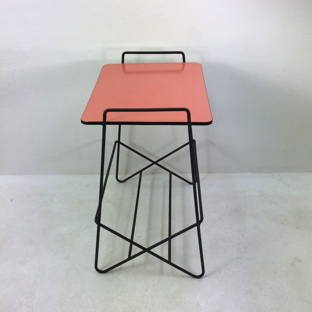 Pilastro side table, 1950s