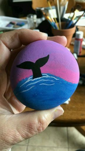 Schönes Bild DIY Easy Painting Rocks ... - #Beautiful #Diy #easy #Image #Pain ...