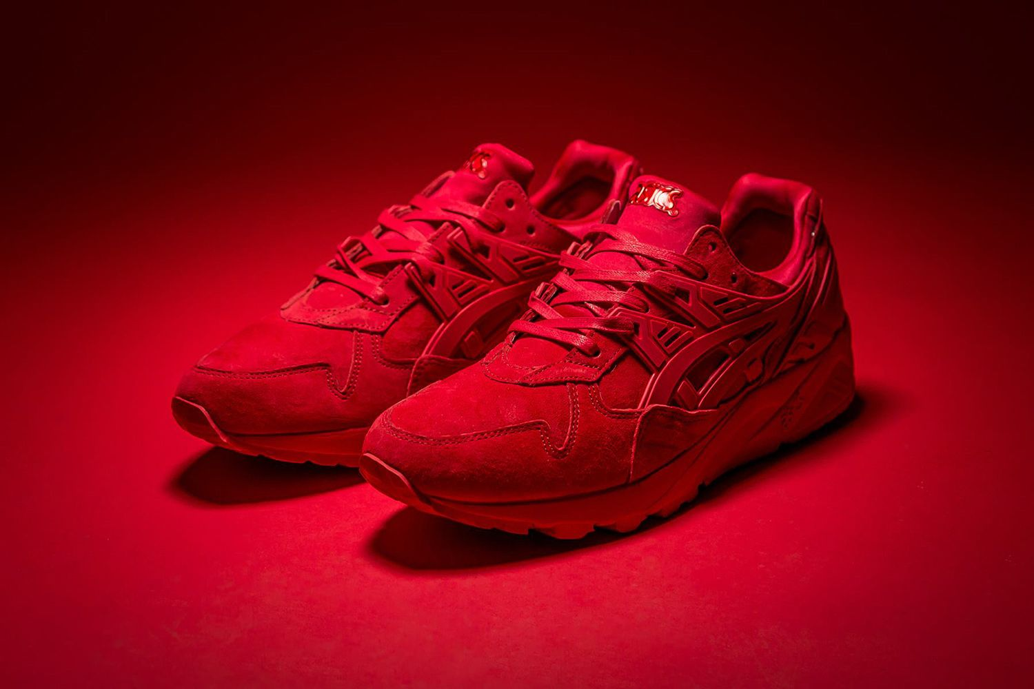 6b132059934a Packer Shoes Drapes the ASICS GEL-Kayano in
