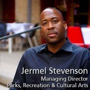 The City Of Garland Has Named Jermel Stevenson As Its New Managing Director Over The Parks Recreation And Cultural Parks And Recreation Stevenson New Details