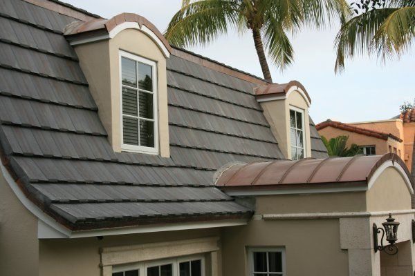 This Coral Gables house was professional applied with a