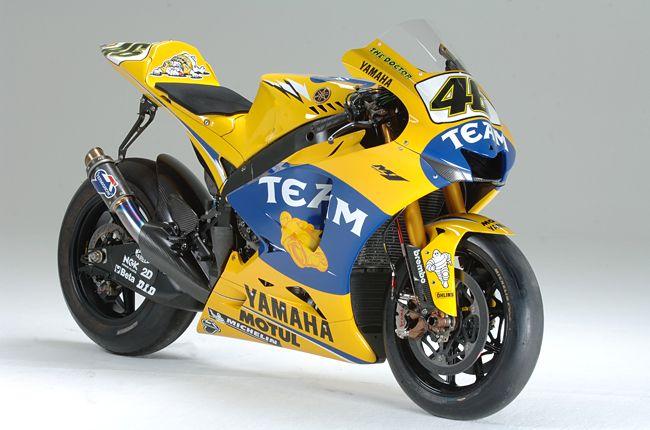 YZR-M1(0WR3) - バイク レース | ヤマハ発動機株式会社 企業情報
