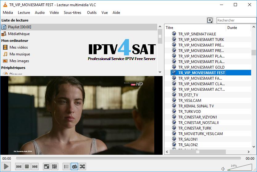IPTV Gratuit Turk M3u Playlist 02/06/2017