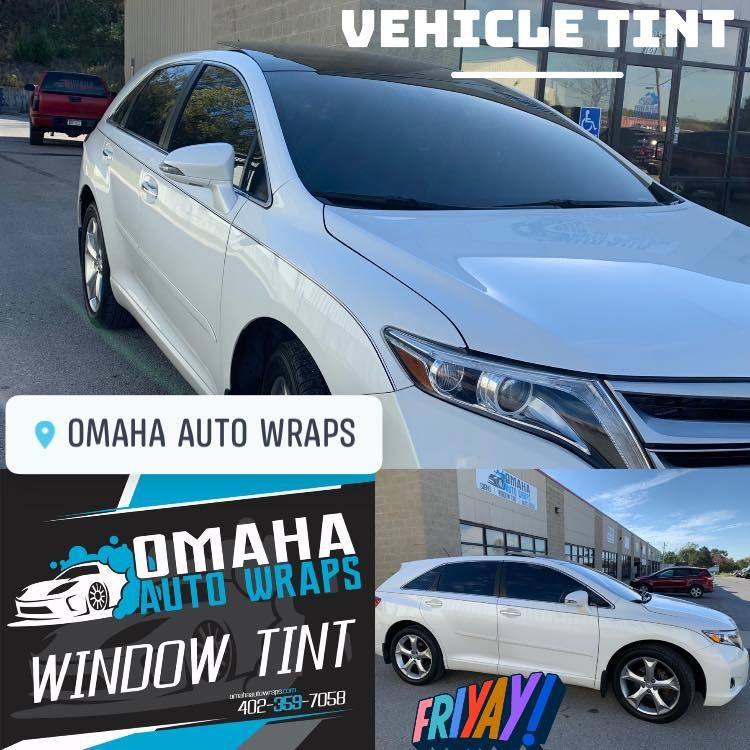 Car Tinting Omaha NE Tinted windows