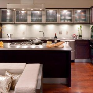 Modern Small Kitchen Designs 2012  Httppascalito Gorgeous Modern Kitchen Design Trends 2012 Decorating Design