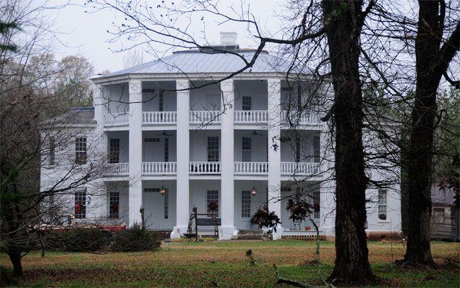 Cedar springs plantation frazier pressley house abbeville for South carolina plantations for sale