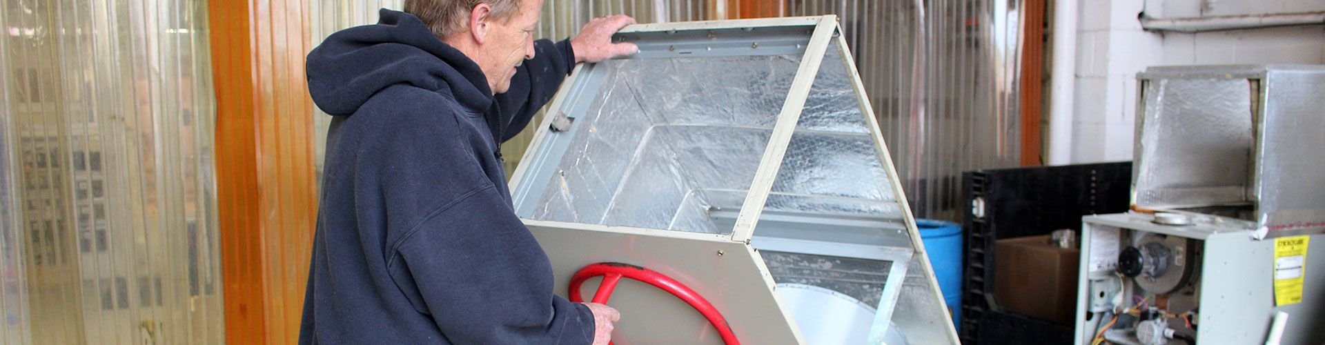 Bolls Heating and Cooling is a service oriented business