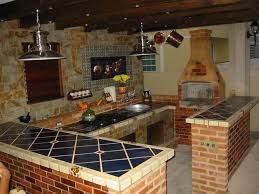 Resultado de imagen de modelos de barbacoas rusticas - Modelos de cocinas rusticas ...