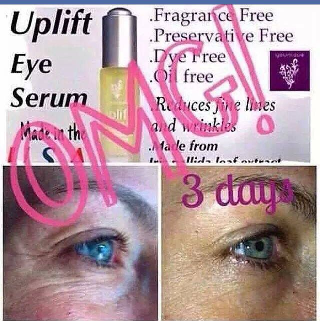 https://www.youniqueproducts.com/Michelleeckhardt I use this daily- cant go a  day without my eye serum