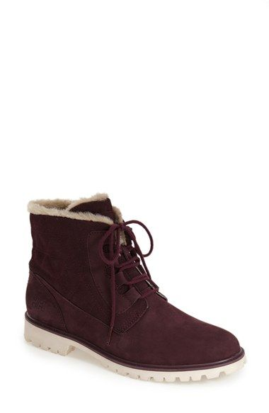 4709822d1 Helly Hansen  Vega  Waterproof Leather Boot (Women) available at  Nordstrom  Botas