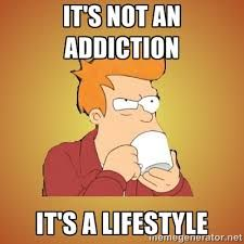 Image result for addiction meme