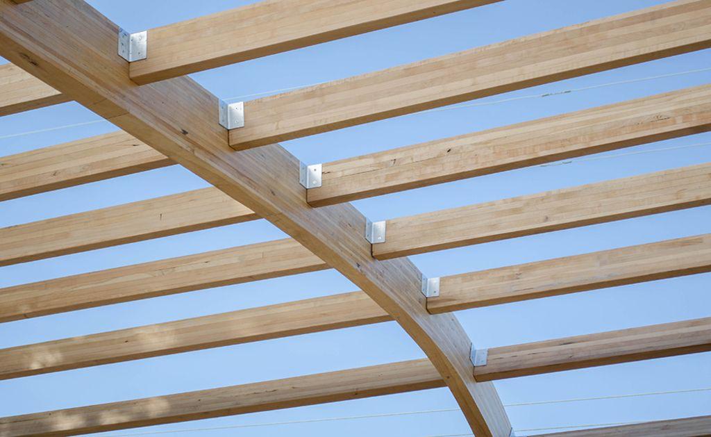 Wood Beams Lenga Wood Laminated Beams Ignisterra Wood Beams Wood Wood Roof