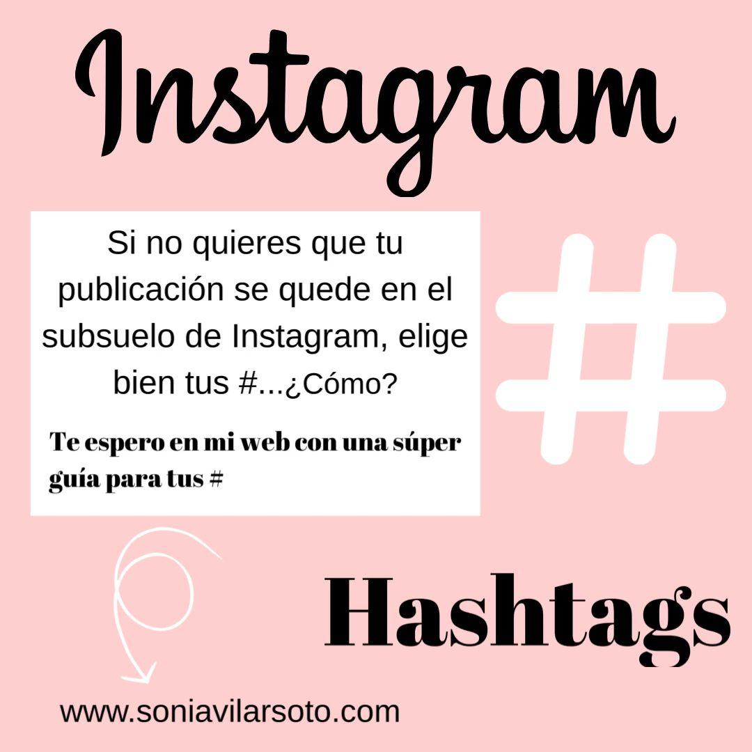 Guía para buscar los mejores hashtags