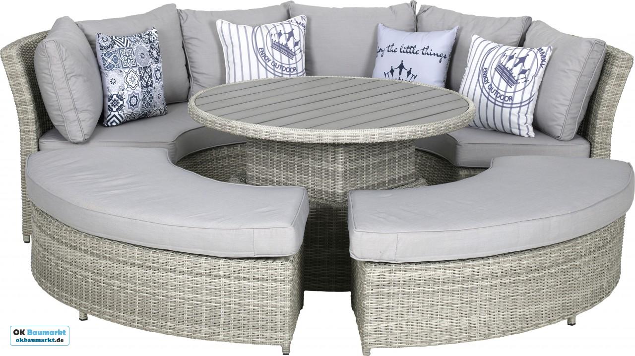 Das Super Gemutliche Extra Komfortable Daybed Lounge Set St Barth Der Marke Primaster Sorgt Fur Ein Wahres Si Globusb In 2021 Lounge Mobel Aussenmobel Gartenmobel