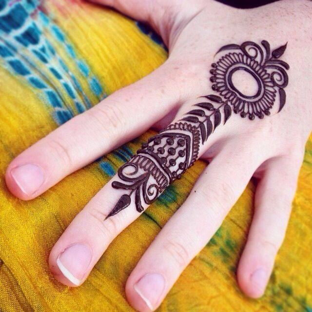 Mehndi Designs For Fingers Only Easy Valoblogi Com