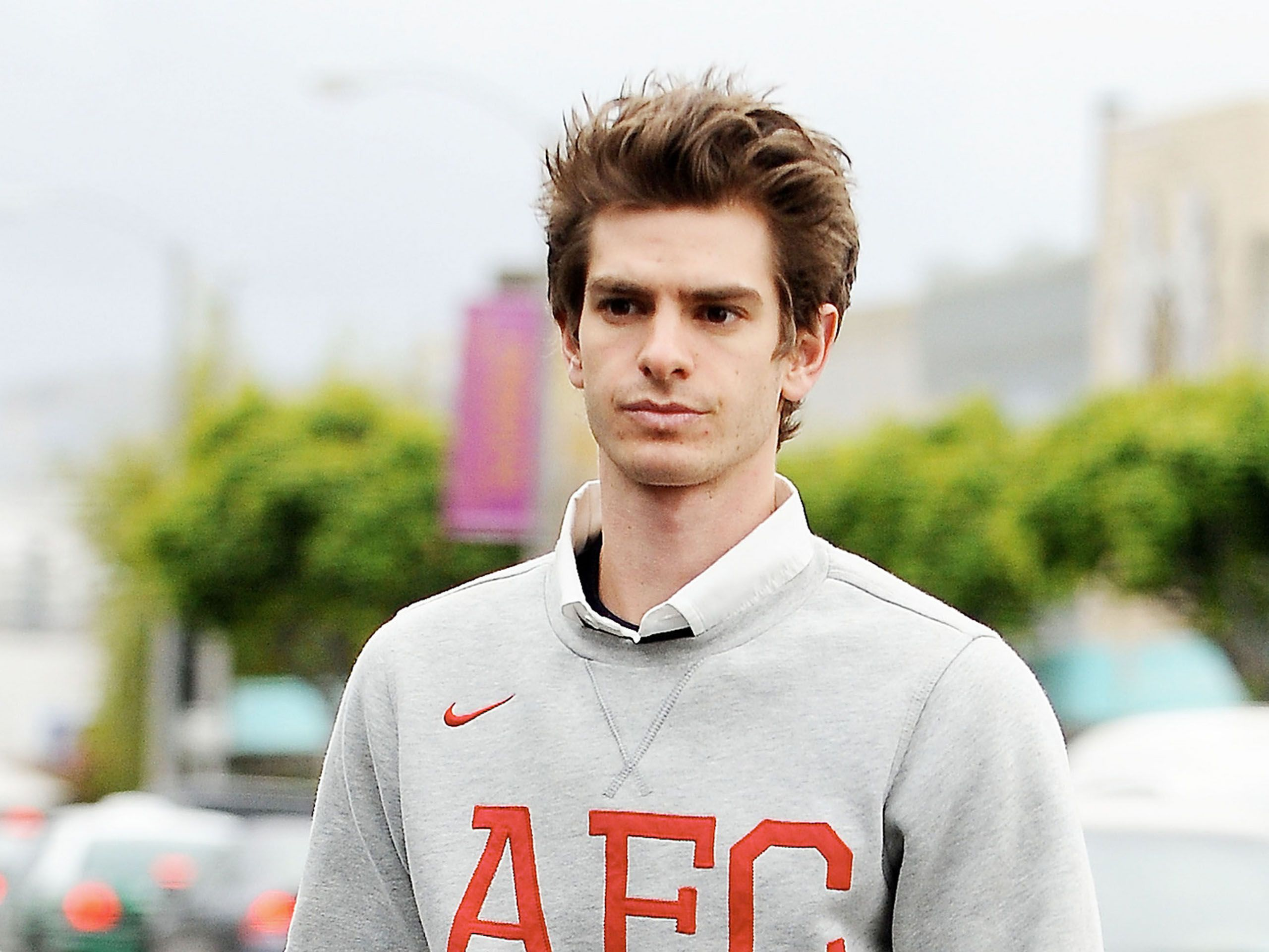 Andrew Garfield Wallpaper Free