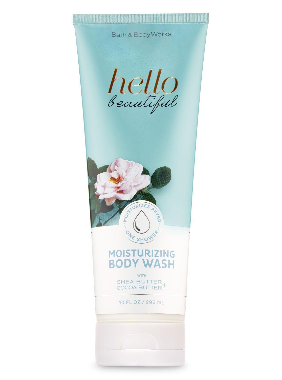 Hello Beautiful Moisturizing Body Wash   Hello Beautiful Moisturizing Body Wash Beauty