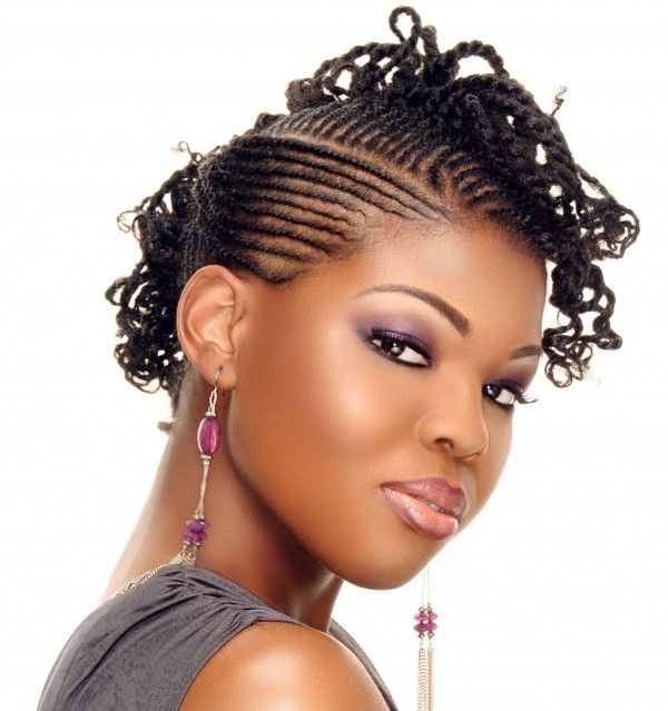 7 ways to rock cornrows amp flat twists black girl with