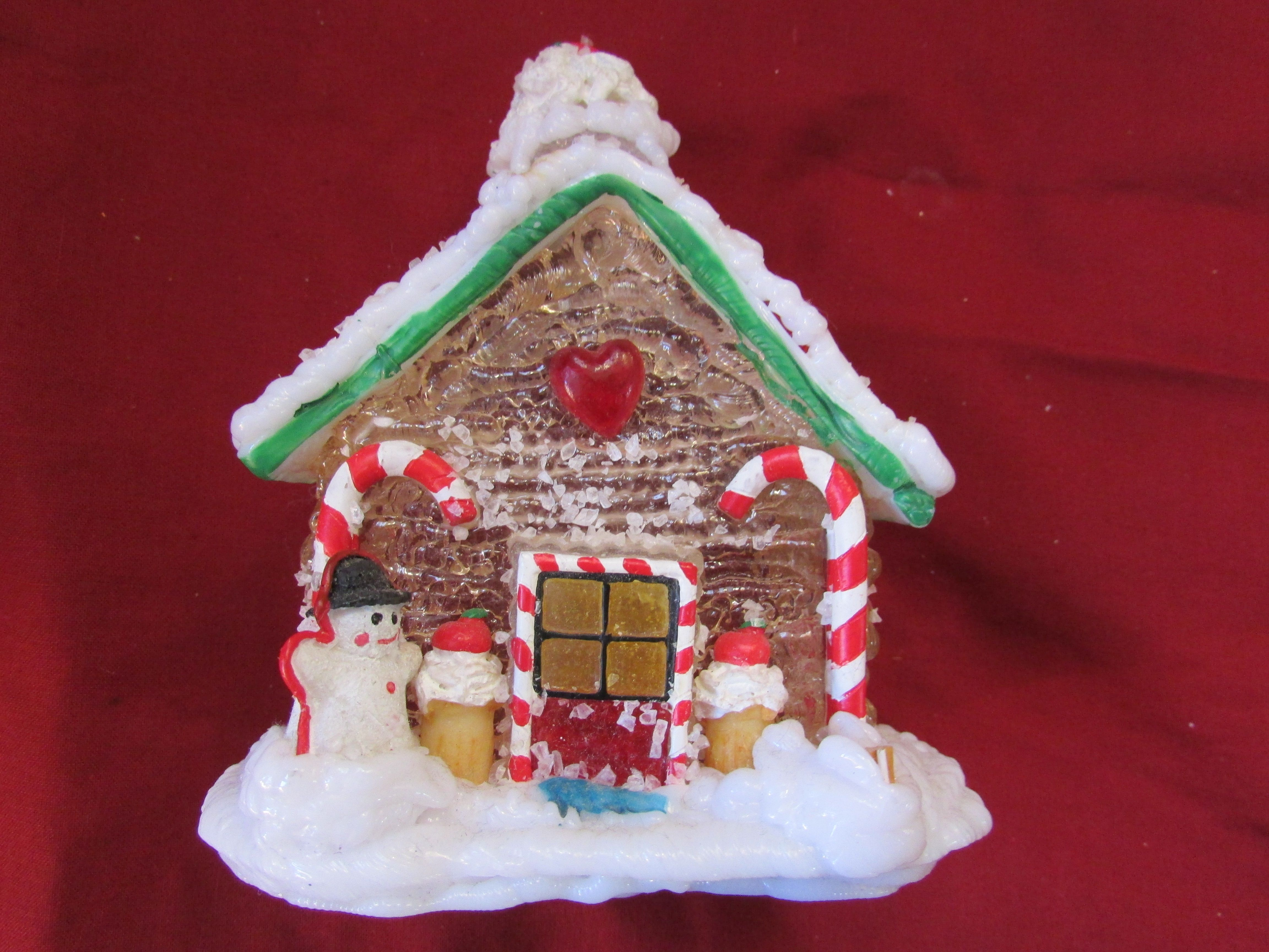 Gingerbread House Night Light Gingerbread house