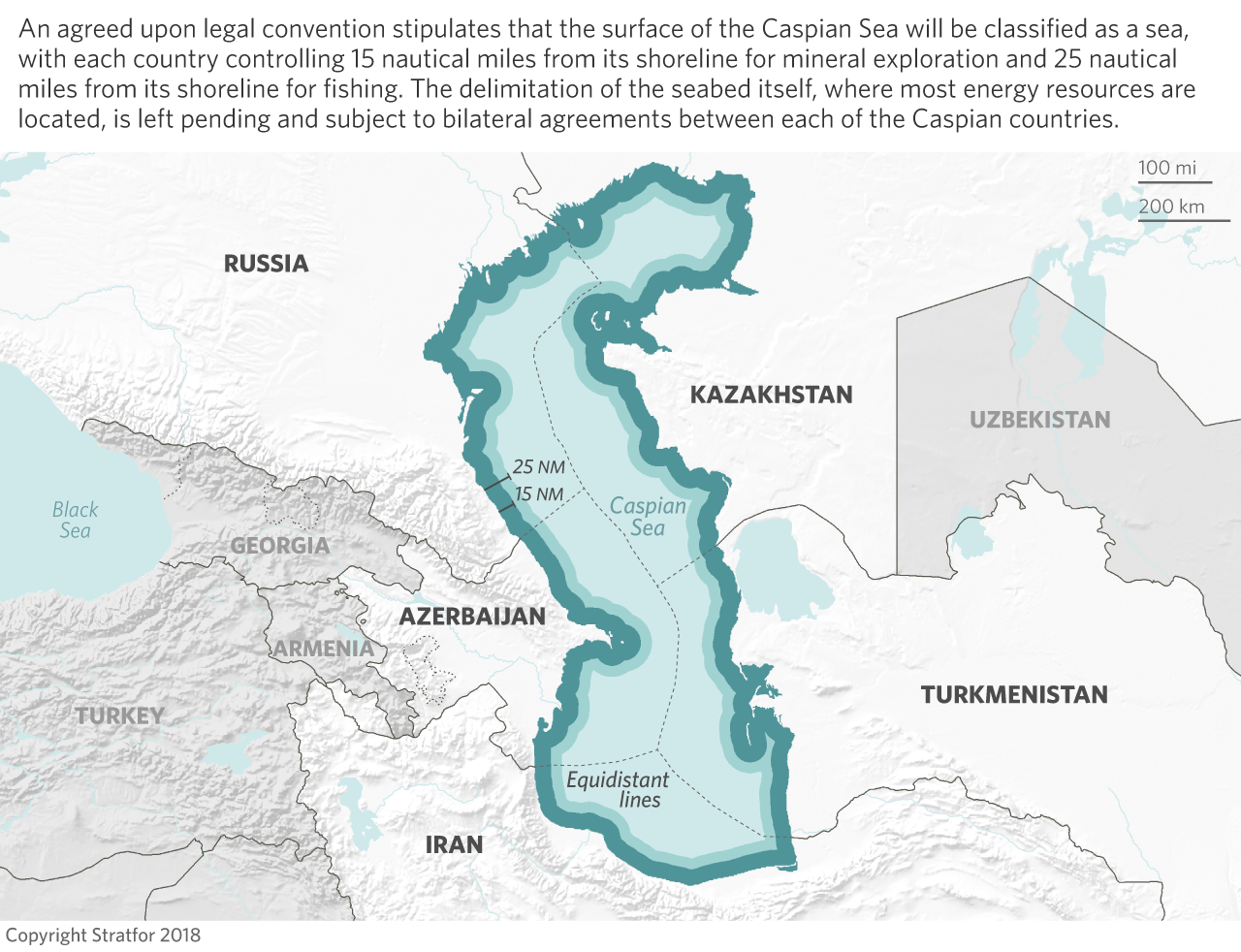 What Does The New Caspian Sea Agreement Mean For The Energy Market Caspian Sea Sea Map Sea