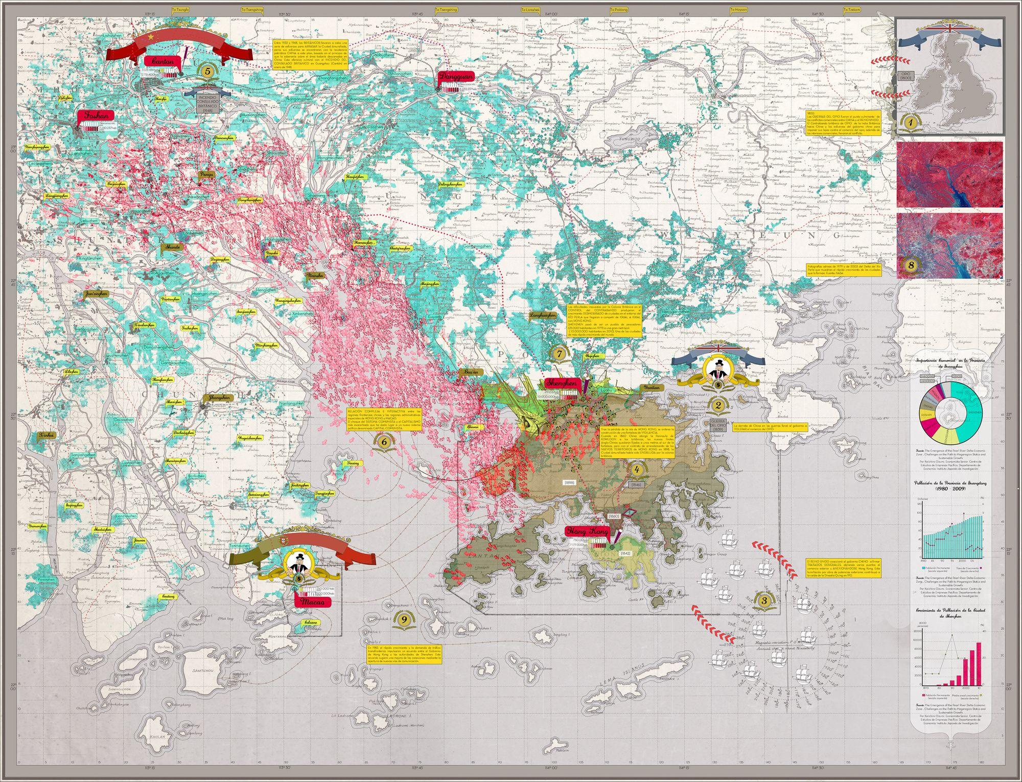 """""""Historia de una lobotomía"""", una investigación sobre la ciudad amurallada de Kowloon"""