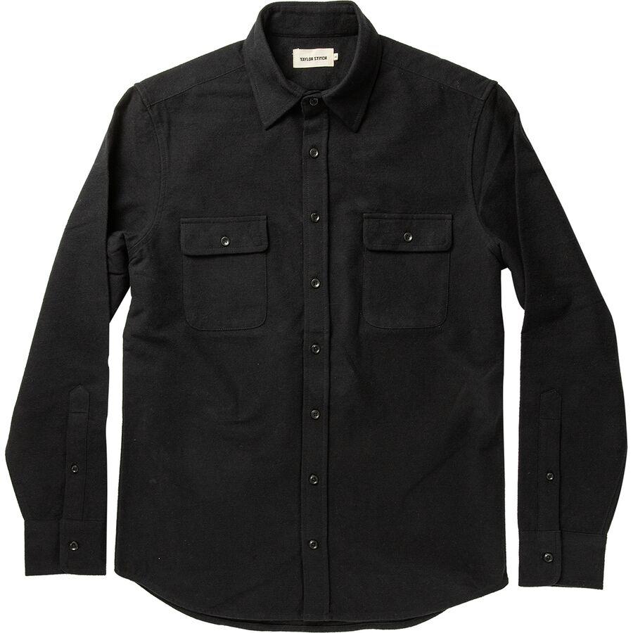 The Yosemite Shirt Men S Shirts Mens Shirts Taylor Stitch [ 900 x 900 Pixel ]