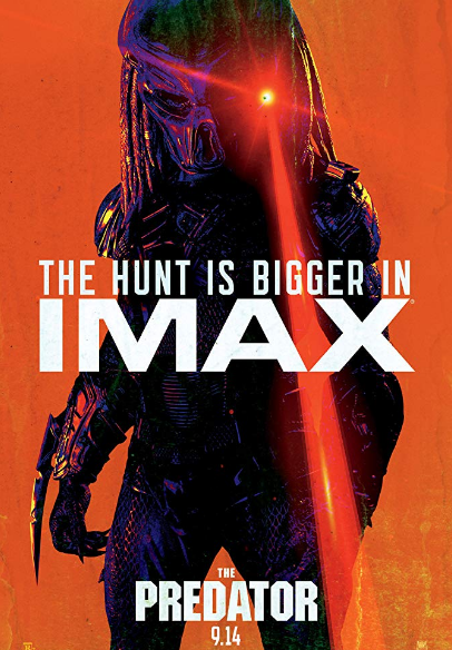 Free Download The Predator 2018 Dvdrip Full Movies English