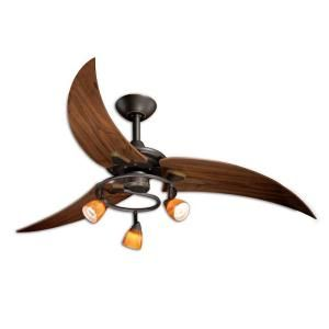 AireRyder 48 in. Picard Ceiling Fan Oil Rubbed Bronze-FN48121OR at The Home Depot