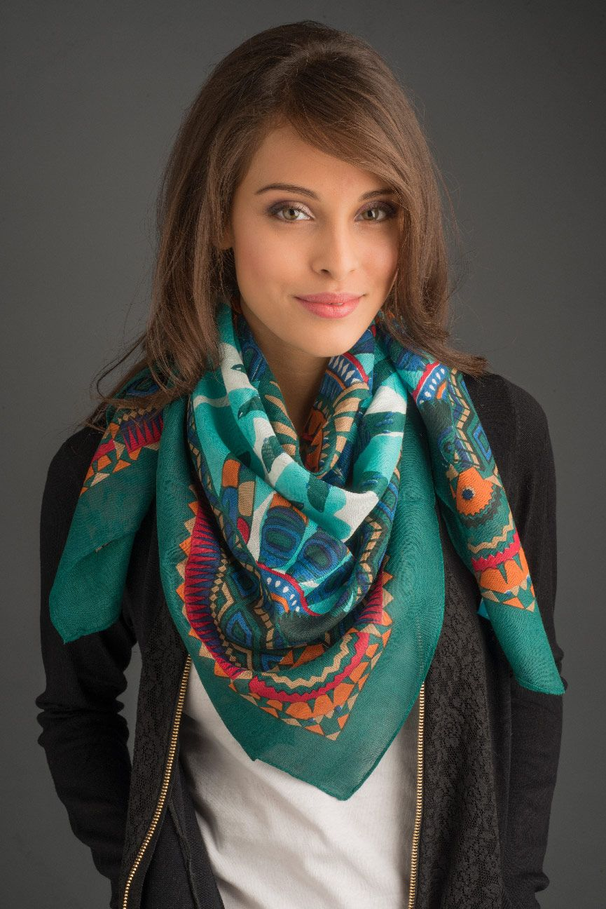 Pin by Sergio on Scarves Silk neck scarf, Silk scarf