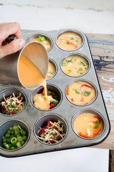 Frühstücks-Omelette - Plant Happy