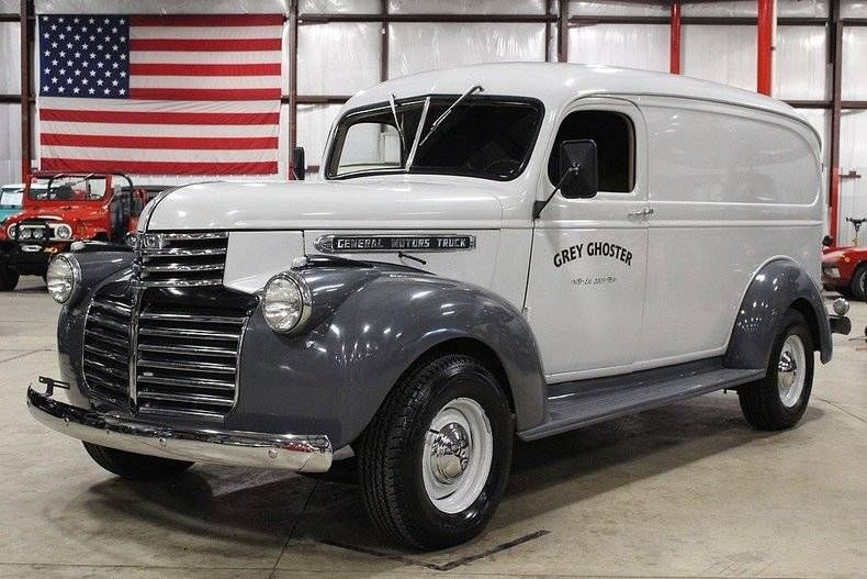 1947 Gmc Suburban For Sale 2115550 Hemmings Motor News Gmc