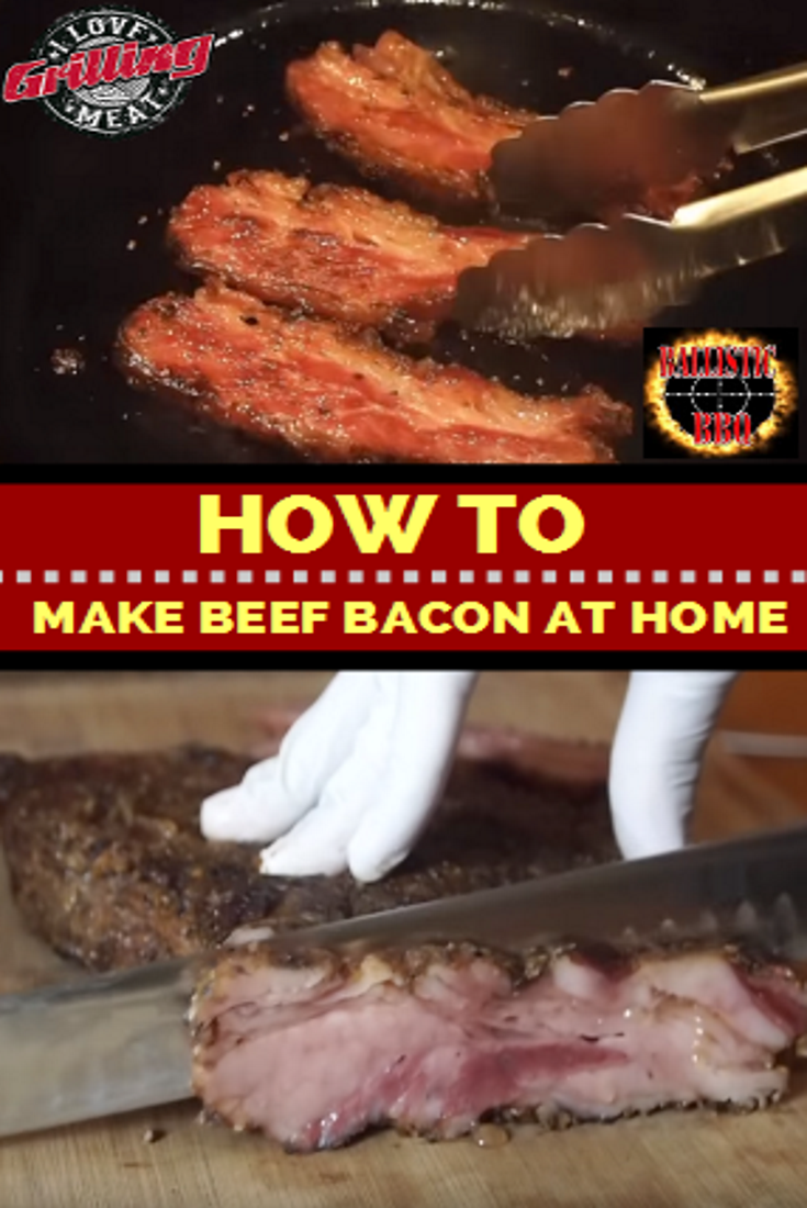 How To Make Beef Bacon