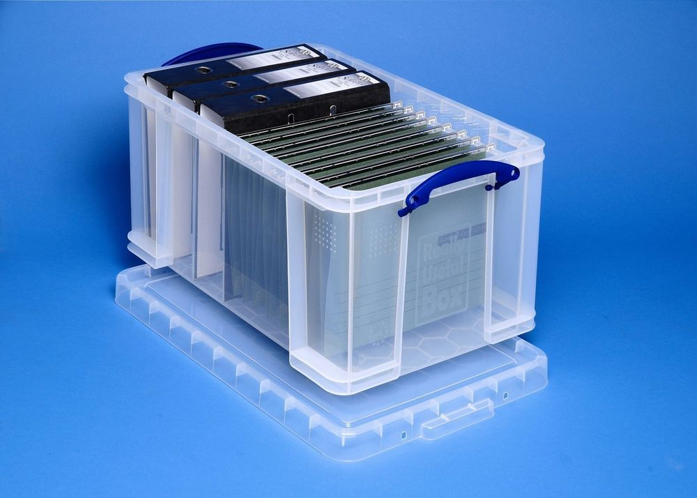 Really Useful Box 48 Liter Box Fur 7 Ordner A4