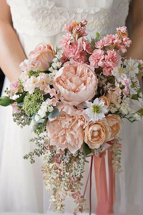 I Piu Bei Bouquet Da Sposa.I Piu Bei Bouquet Da Sposa 2018 Nel 2020 Matrimonio Floreale