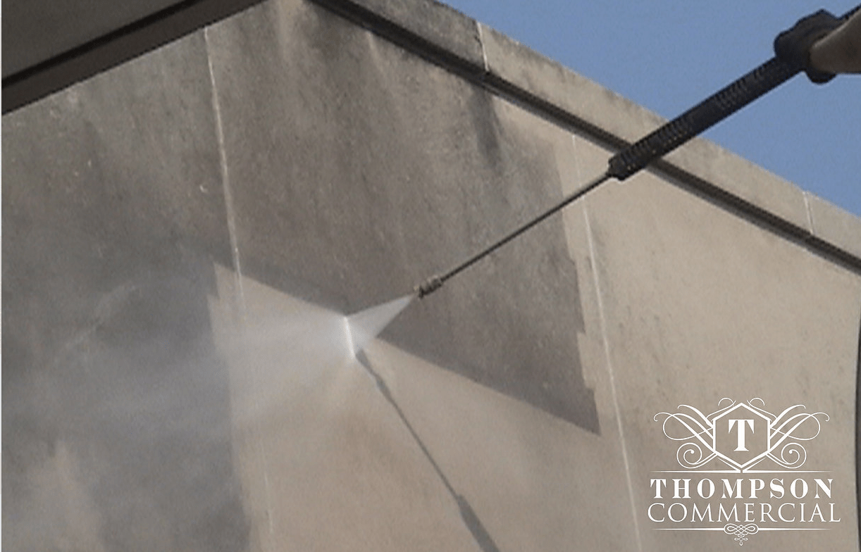 We Provide Professional High Rise Pressure Washing And Power Washing Services For Commercial Buildings Pressure Washing Power Washing Services Washing Windows