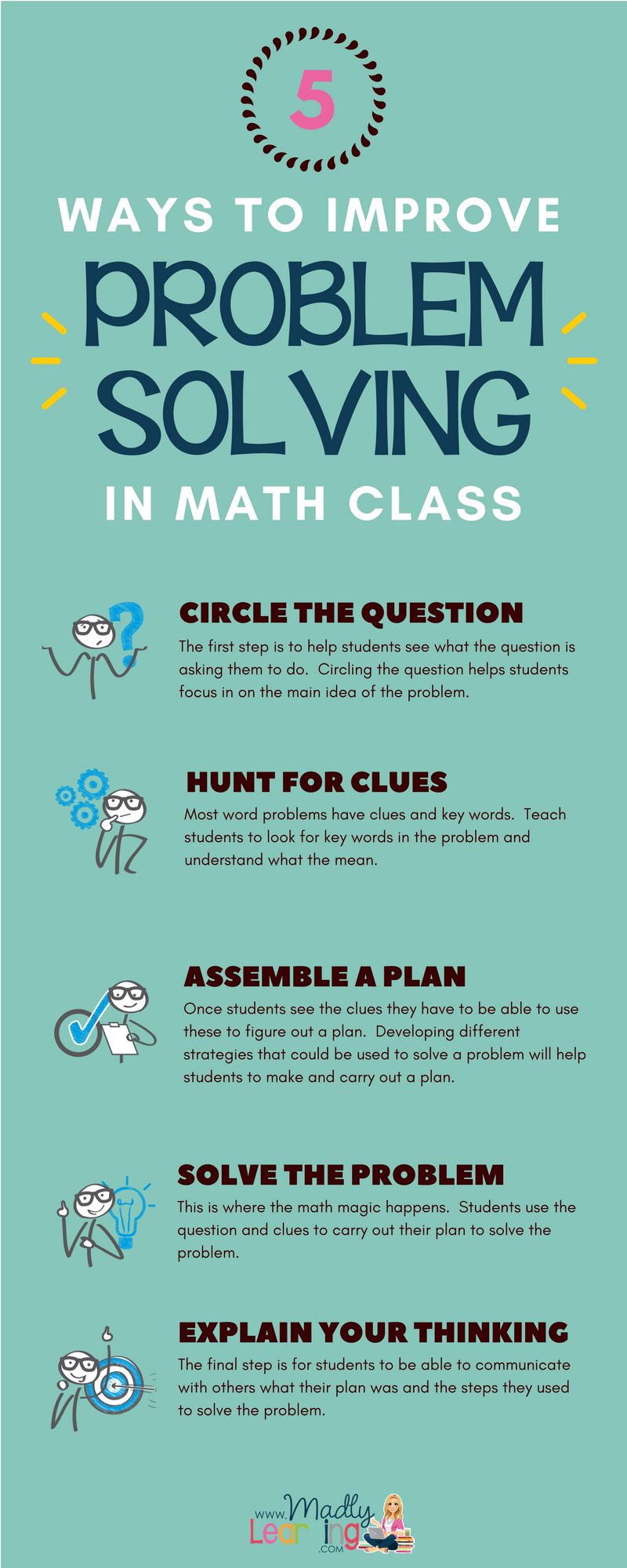 what website helps you solve math problems