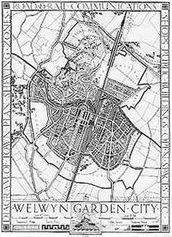 Garden Cities By Ebenezer Howard Garden City Movement Garden City City