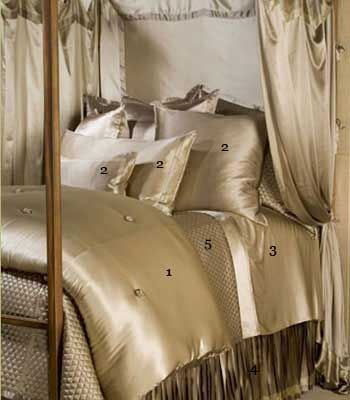 Ann Gish Pumice Monaco Bedding With Images Bed Beautiful