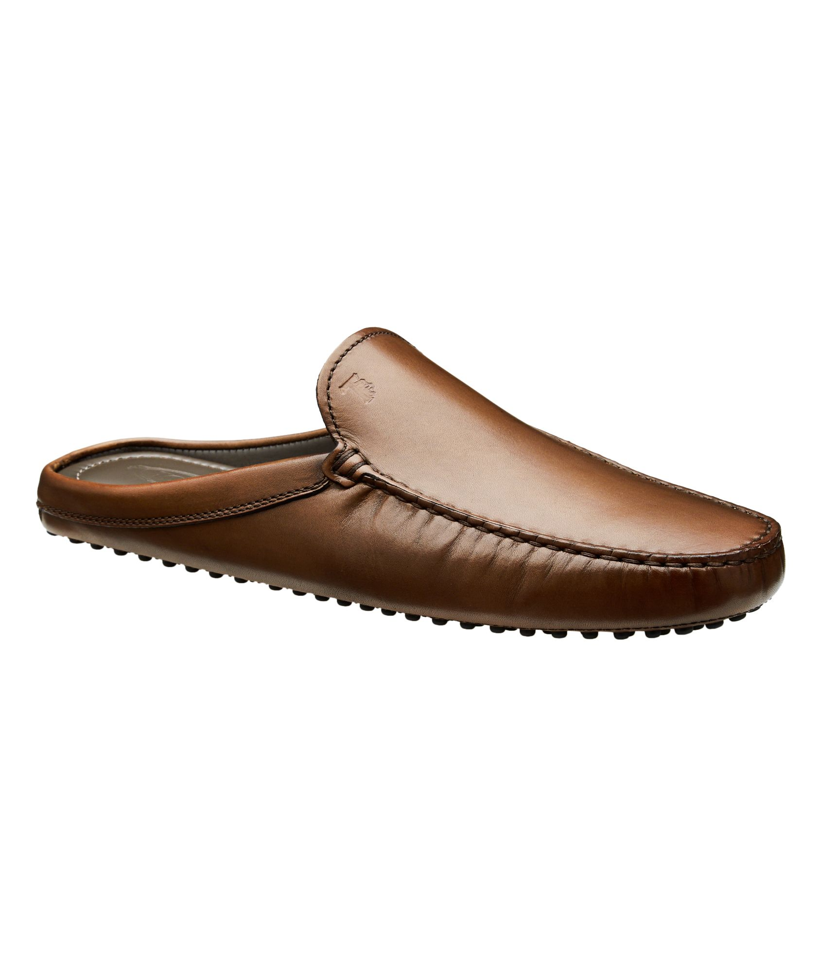 Gommino Leather Slippers