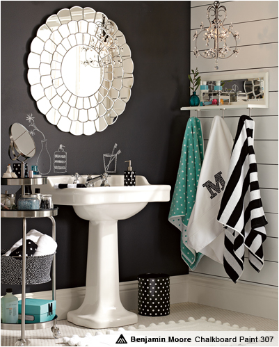 Gentil Love For Small Bathroom... Super Cute. These Are The Colors Iu0027