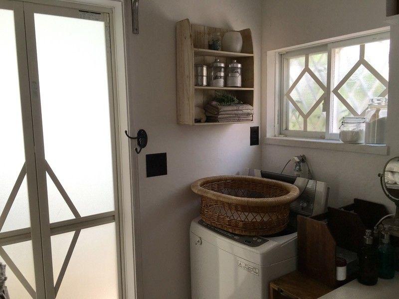 100均素材でサッシ窓をレトロ風窓にdiy Ver 2 窓サッシ サッシ 窓枠