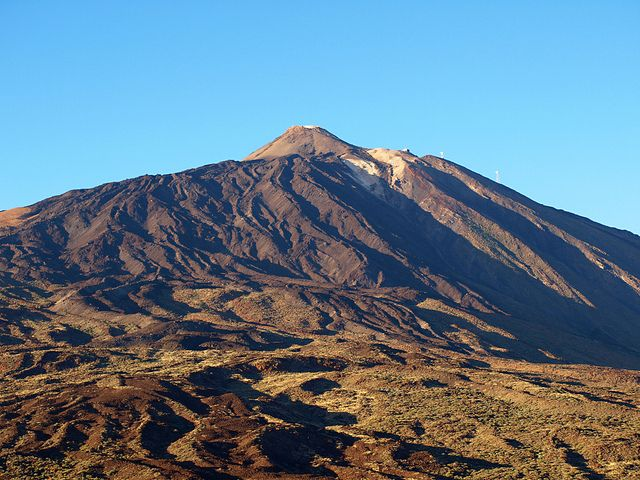 Mount Teide from Guajara, Tenerife | Flickr - Photo Sharing!