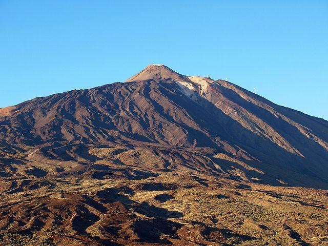 Mount Teide from Guajara, Tenerife | Flickr - Photo Sharing!