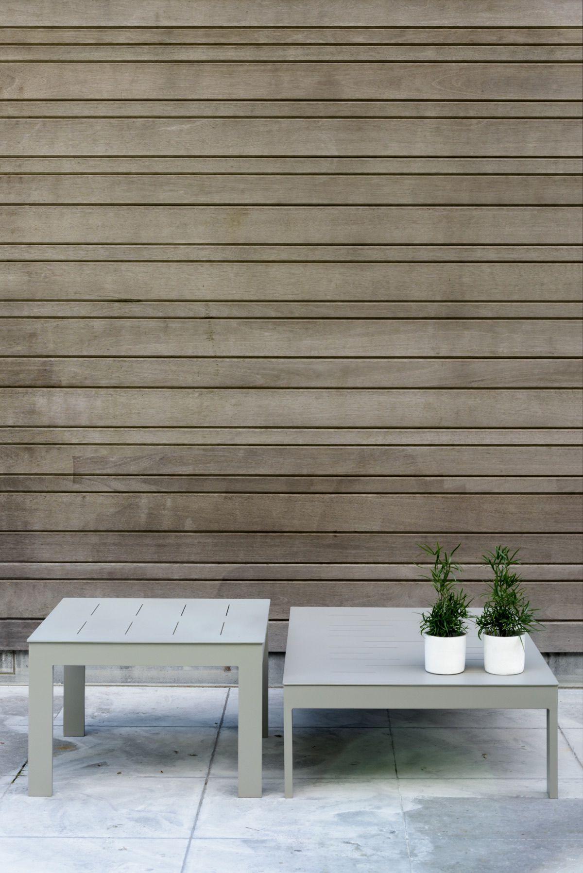 Tables Basses Rectangulaires De Jardin Kok Maison Table Basse