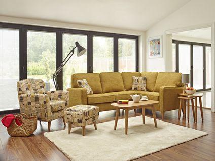 Opal right hand facing standard corner group   Living Room Furniture    Harveys. Opal harveys furniture mustard range jpg  424 318    Dream home