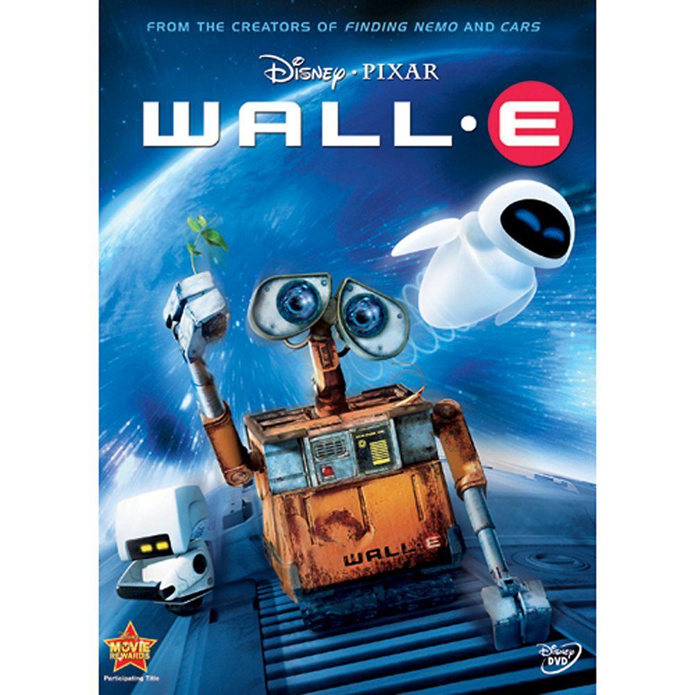 Wall E Dvd Shopdisney Wall E Movie Wall E Animated Movies