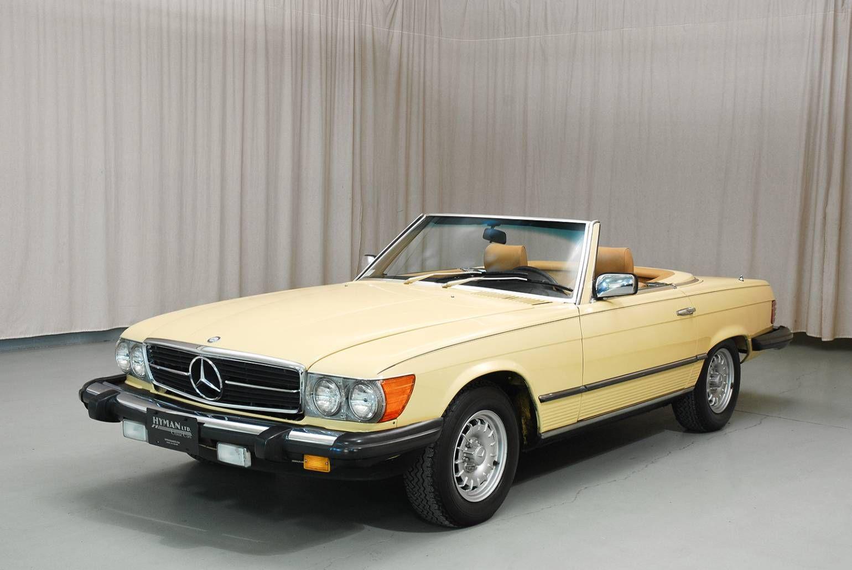 1981 Mercedes Benz 380sl Conv For Sale 1731530 Mercedes Benz Cars Mercedes Benz Classic Benz