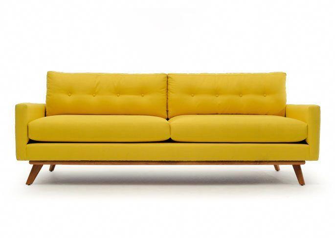 Mid Century Modern Sofas And Loveseats Shop Different Styles Of