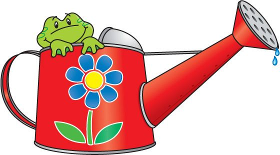 Real Estate Market Frog Pictures Clip Art Watering Can
